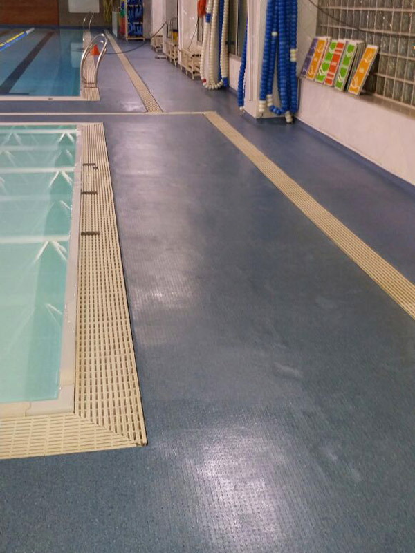 Playas de piscina